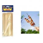Палочки для шашлыка бамбуковые 20 см