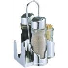 Набор специй соль перец салф зубочистка